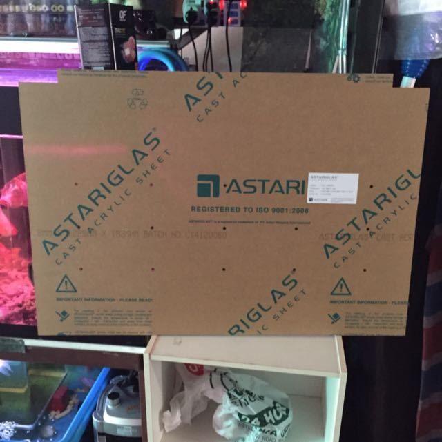 Transparent Indonesia Astari Cast Acrylic Sheet Size 4 8 Rs 70 Square Feet Id 19869732988