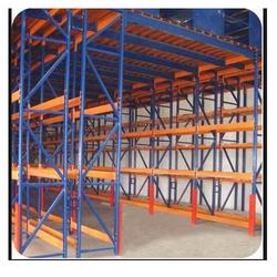Mezzanine Cum Pallet Storage Racks & Mezzanine Racks - Mezzanine Cum Pallet Storage Racks Manufacturer ...