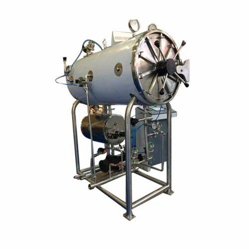 Industrial Sterilizer Ambica Boiler Autoclave Sterilizer