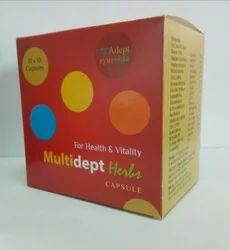 Herbal Family Health Capsule
