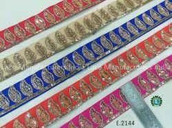 Embroidered Lace E2144