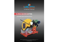 Cement Brick Cutter