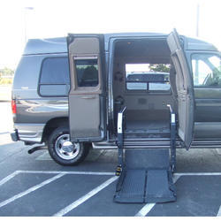Van Wheel Chair Ramp
