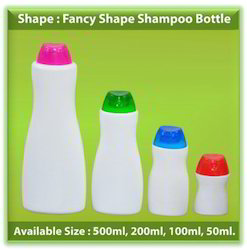 Fancy Shampoo Bottles