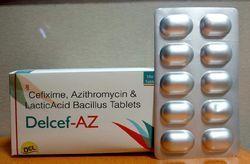 Cefixime  Azithromycin