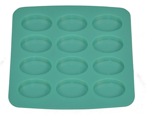 Silicone Soap Basic Molds Round Silicone Soap Mold 150 Gms Single