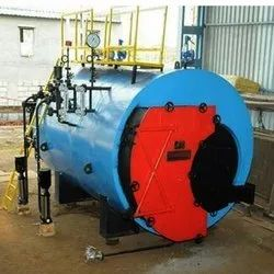 Packaged Type Steam Boilers