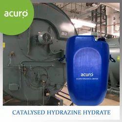 Catalysed Hydrazine Hydrate