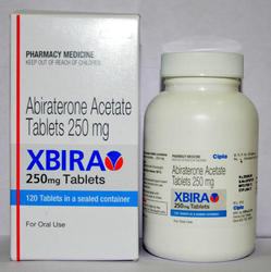 Abiraterone Acetate Tablets.(Cancer Medicines, TB Medicines, Tumour & Chemotherapy Drugs and Medicin