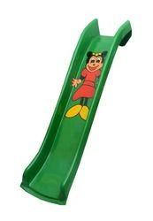 FRP Playground Slide -green Colour