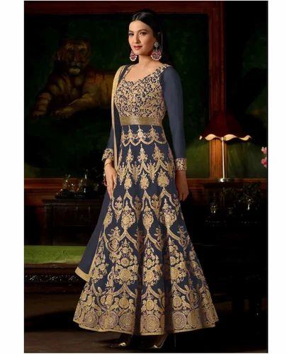 48ed134d623 Anarkali Suits - Arihant Anarkali Suit Manufacturer from Surat