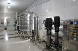 Mineral Water R.O Plant
