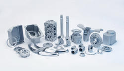 High Pressure Aluminum Die Cast & Machined Component