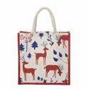 Juteberry Jute Christmas Bag