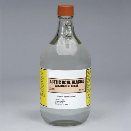 acetic Vinegar's active ingredient, acetic acid, can be produced naturally through bacterial fermentation, as in apple-cider vinegar, or industrially, via chemical reactions from such source materials as methanol — margaret roach, good housekeeping, why it can be dangerous to use vinegar to kill.