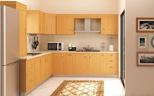 Modular kitchens modular kitchen cabinets manufacturer for Wooden modular kitchen designs