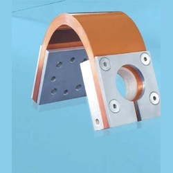 Copper Laminated Foil Connector With Silver Plated Contacts