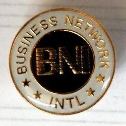 Metal Logo Arm Badges