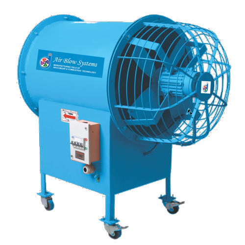 Hot Air Blower Industrial : Manufacturer of industrial blower fan blowers