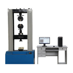 Computer Controlled Electro Mechanical Universal Testing Machine