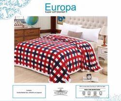 Europa (RosePetal) Koral Blanket