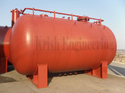 Mild Steel Chemical Storage Pressure Tank