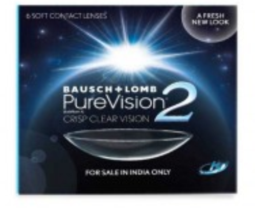 de1146fc552 Monthly Disposable Contact lens - PureVision 2 HD Contact Lens ...