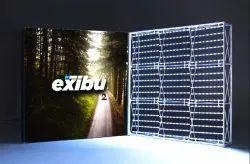 EXIBU LED Backlit Exhibition Booth