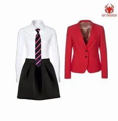 Girls Skirt Uniform