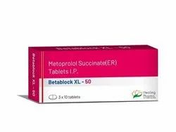 Metoprolol Succinate ER Tablet
