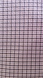 Checked Seer Sucker Fabric