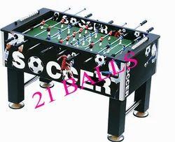 American Soccer Table Black Diamond