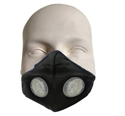 Advance Double Valve Pollution Mask