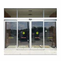 Automatic Doors  Automatic Biparting Glass Door. Garage Door Repair Cost Broken Spring. Full Length Door Mirror. Garage Door Repair Bloomington Il. Lewisville Garage Door Repair