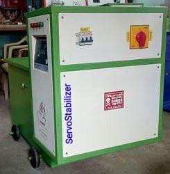 Oil Cooled Servo Stabilizer 45kva