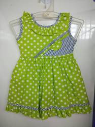 Berry Cotton Frock