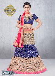 Heavy Embroidery Lehenga Choli