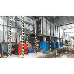 Automatic Spray Phosphating Systems