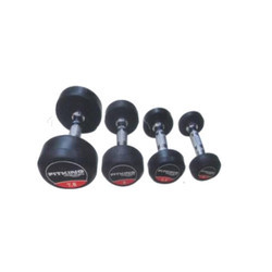 Round and Hex Dumbbell
