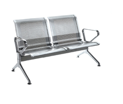 Stainless Steel Seater Chair