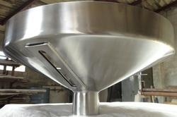 Conical Hopper Fabrication Work