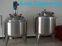 Food Process Mixing Tank
