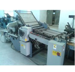 Half Paper Folding Printing Machine