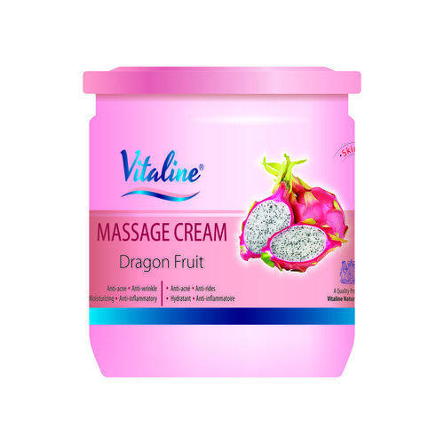 Dragon Fruit Massage Cream