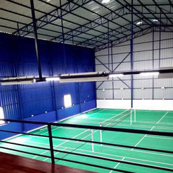 Badminton Court Shed Roofing Contractors