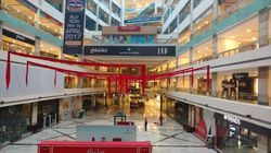 Mall Interior Decoration Service
