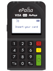 Credit And Debit Card Swiping Machine