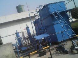 Rice Mill Effluent Treatment Plant