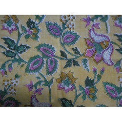 Block Printed Suits Fabric
