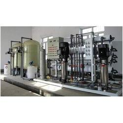 6000 LPH Mineral Water Plant